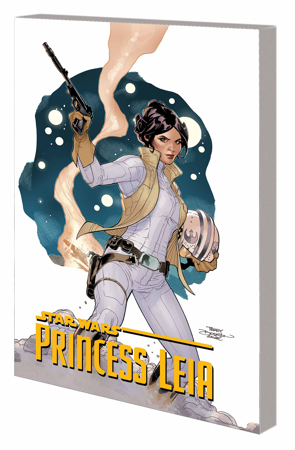 STAR WARS PRINCESS LEIA TP