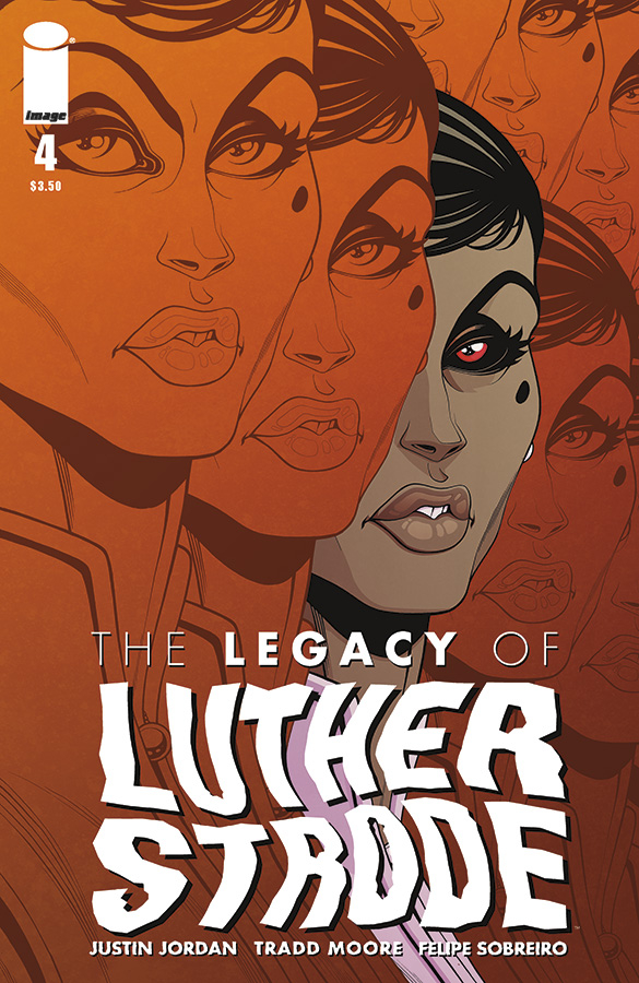 LEGACY OF LUTHER STRODE #4 (MR)