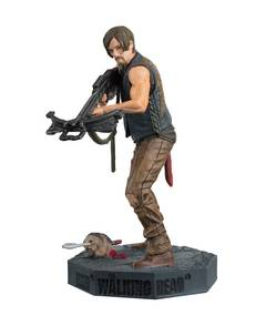 WALKING DEAD FIG MAG #2 DARYL DIXON