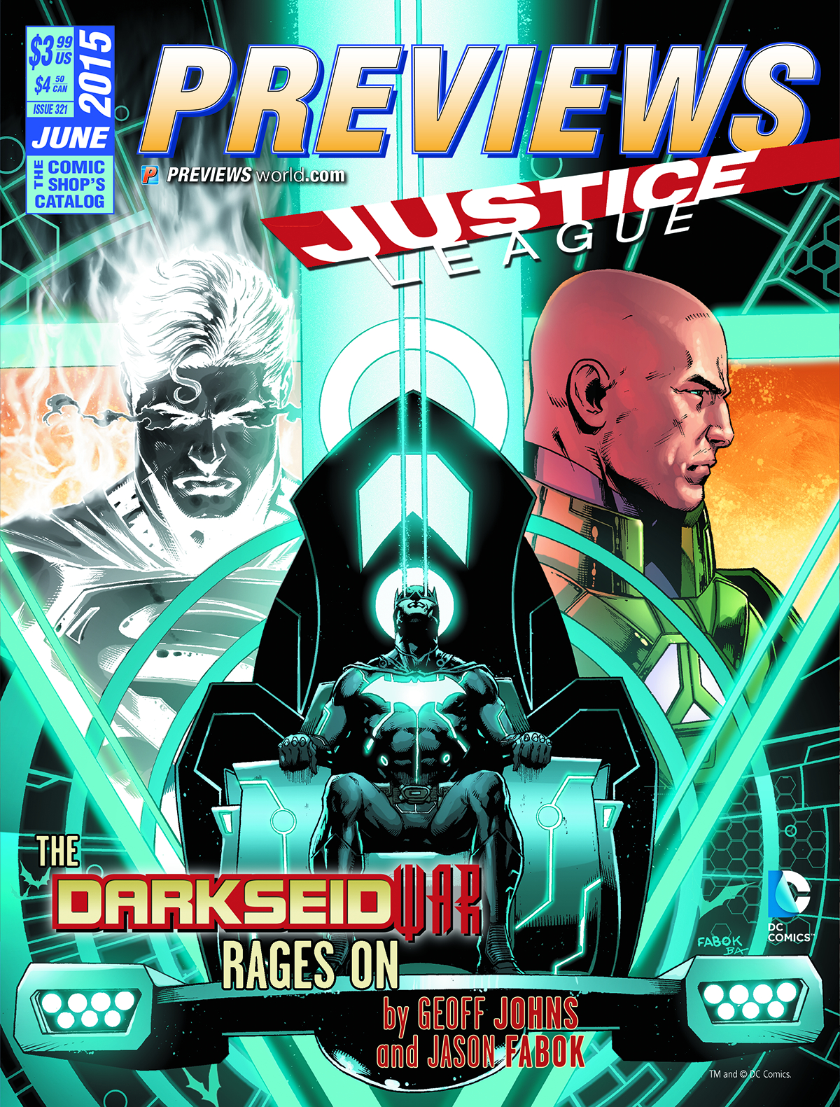 PREVIEWS #323 AUGUST 2015