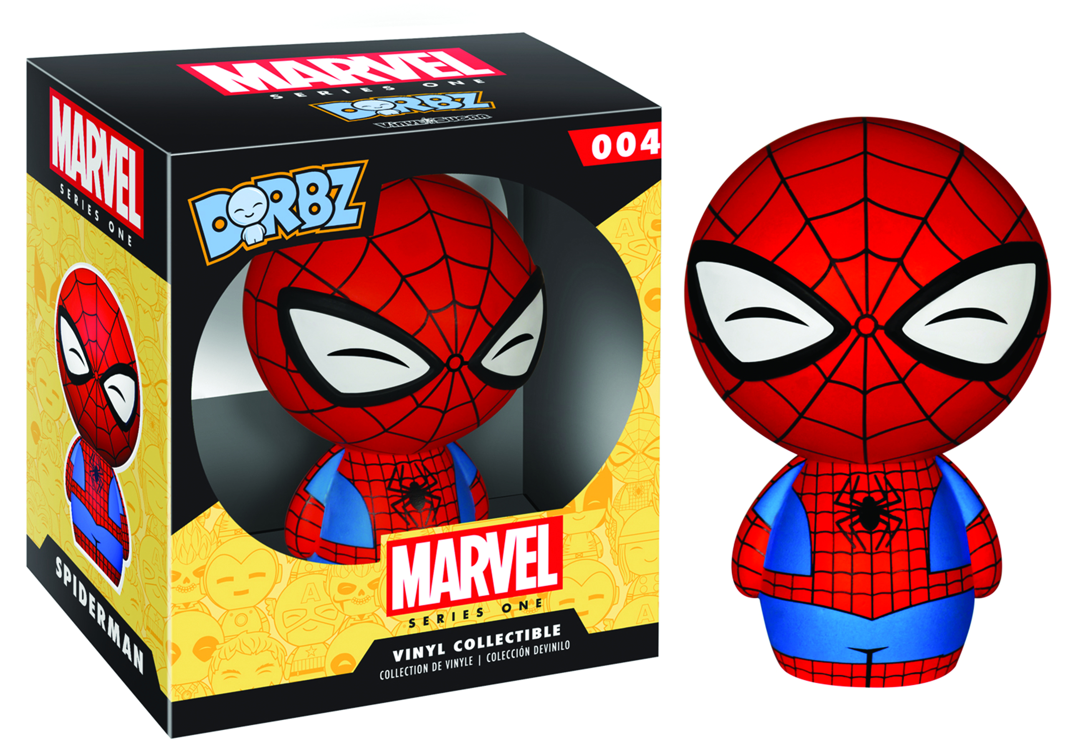 DORBZ MARVEL SPIDER-MAN VINYL FIG