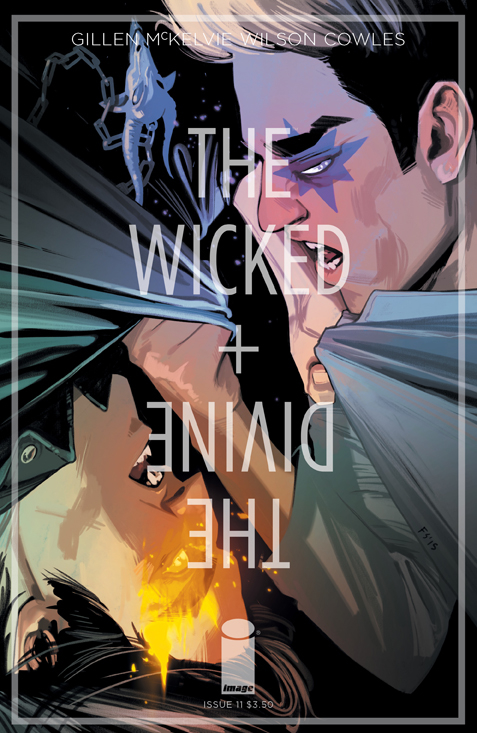 WICKED & DIVINE #11 CVR B STAPLES (MR)
