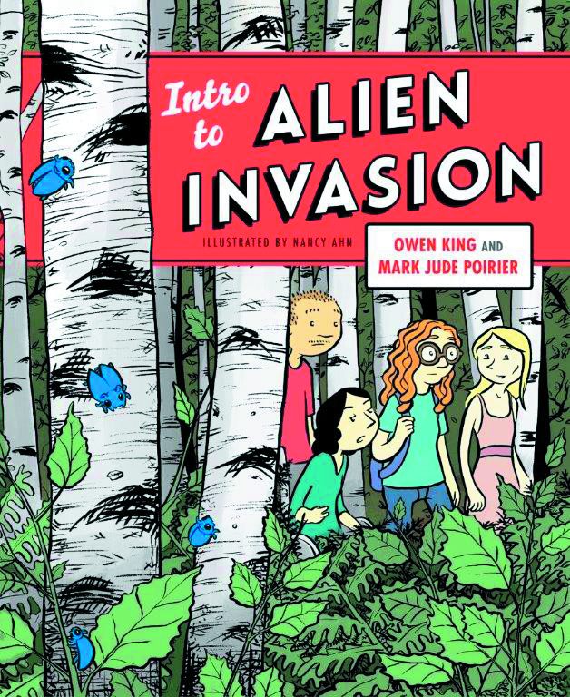 INTRO TO ALIEN INVASION (Owen KING/Mark JUDE Poirier & Nancy AHN) GN
