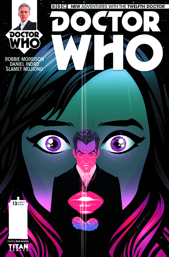 DOCTOR WHO 12TH #13 REG HUGHES