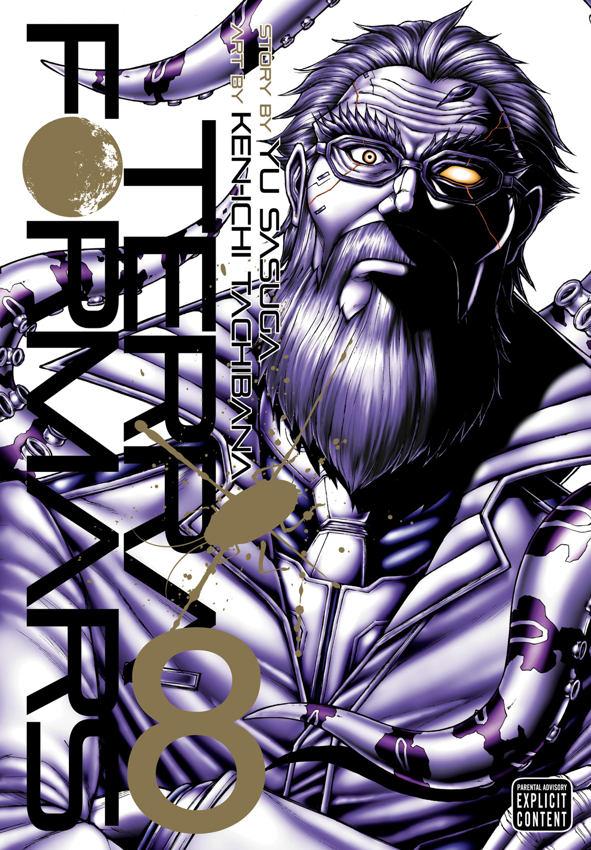 TERRA FORMARS GN VOL 08 (MR)