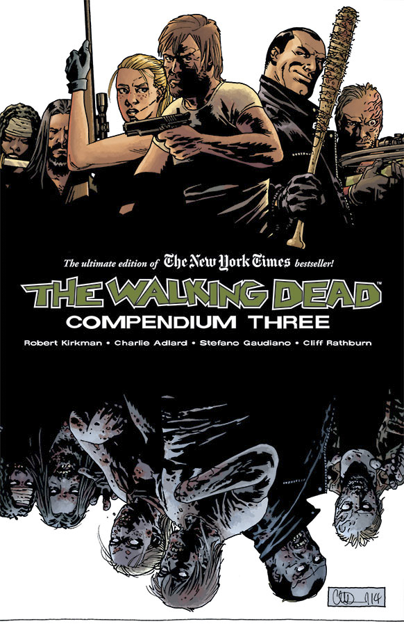 WALKING DEAD COMPENDIUM TP VOL 03 (MR)