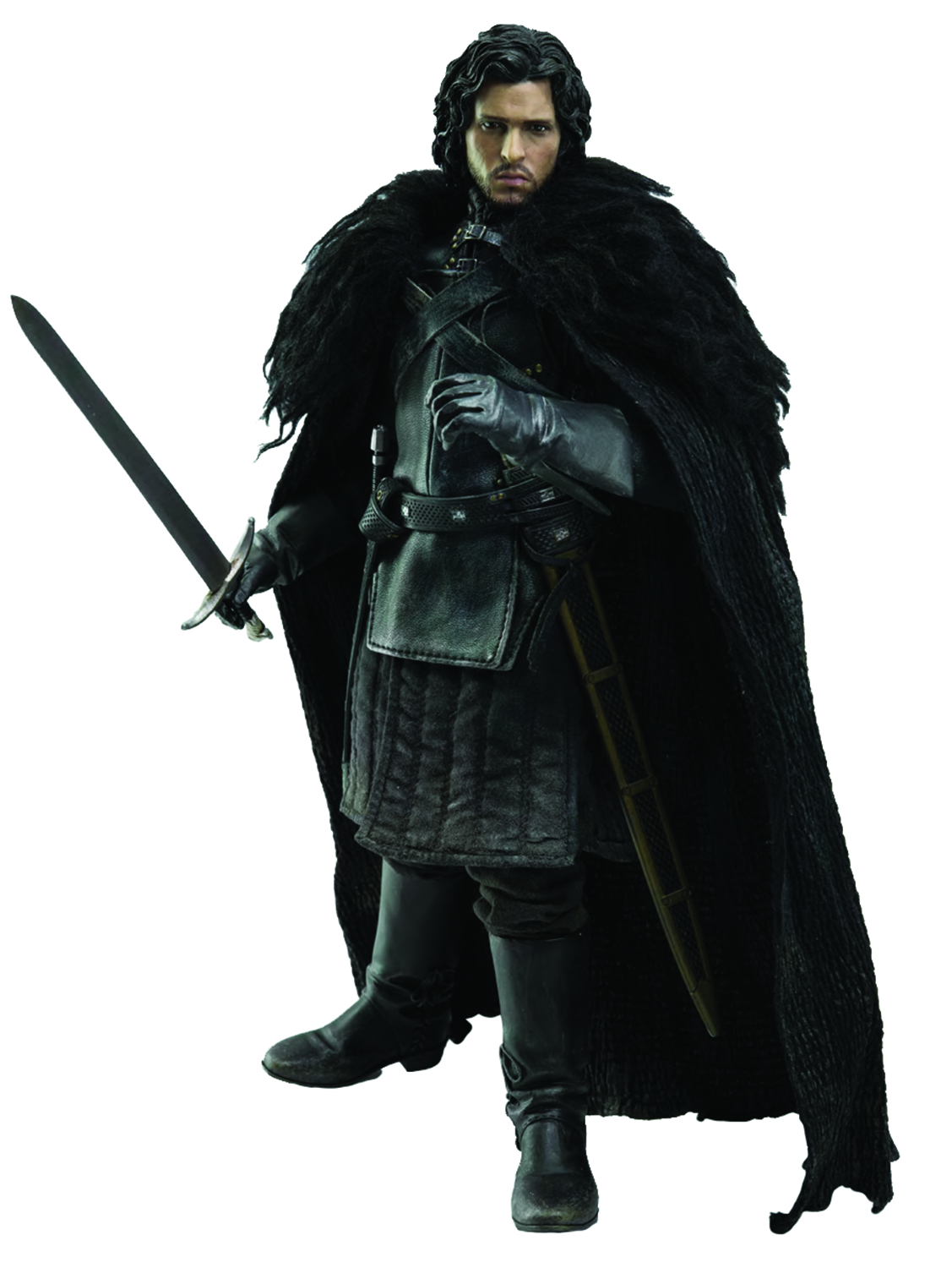 GAME OF THRONES JON SNOW 1/6 SCALE FIG
