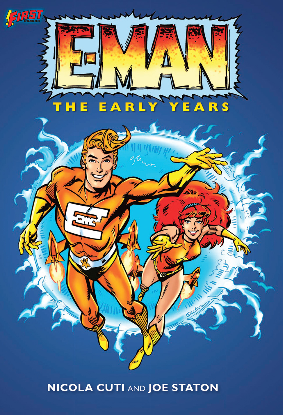 E-MAN EARLY YEARS TP