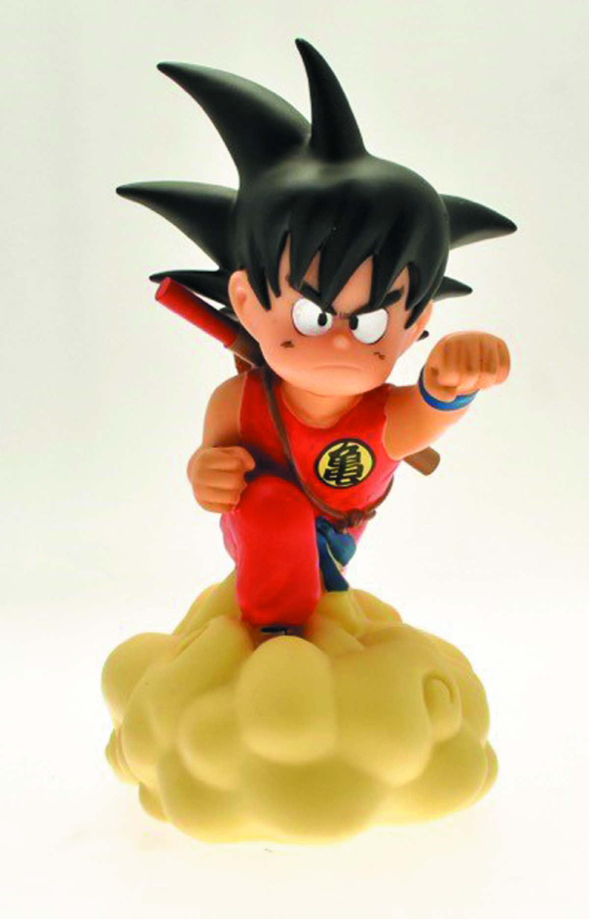 Let Dragonball Z 's Goku look after your loose change with this bank ...