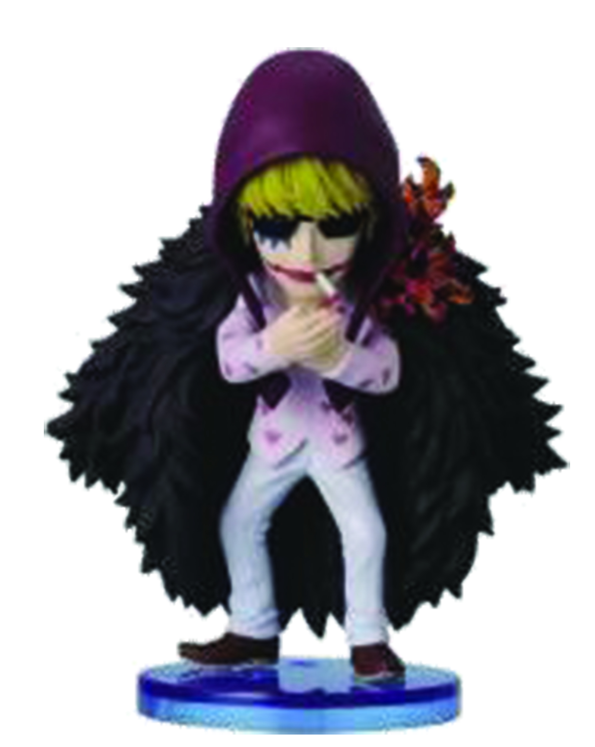 ONE PIECE WCF HIST OF LAW CORAZON FIG