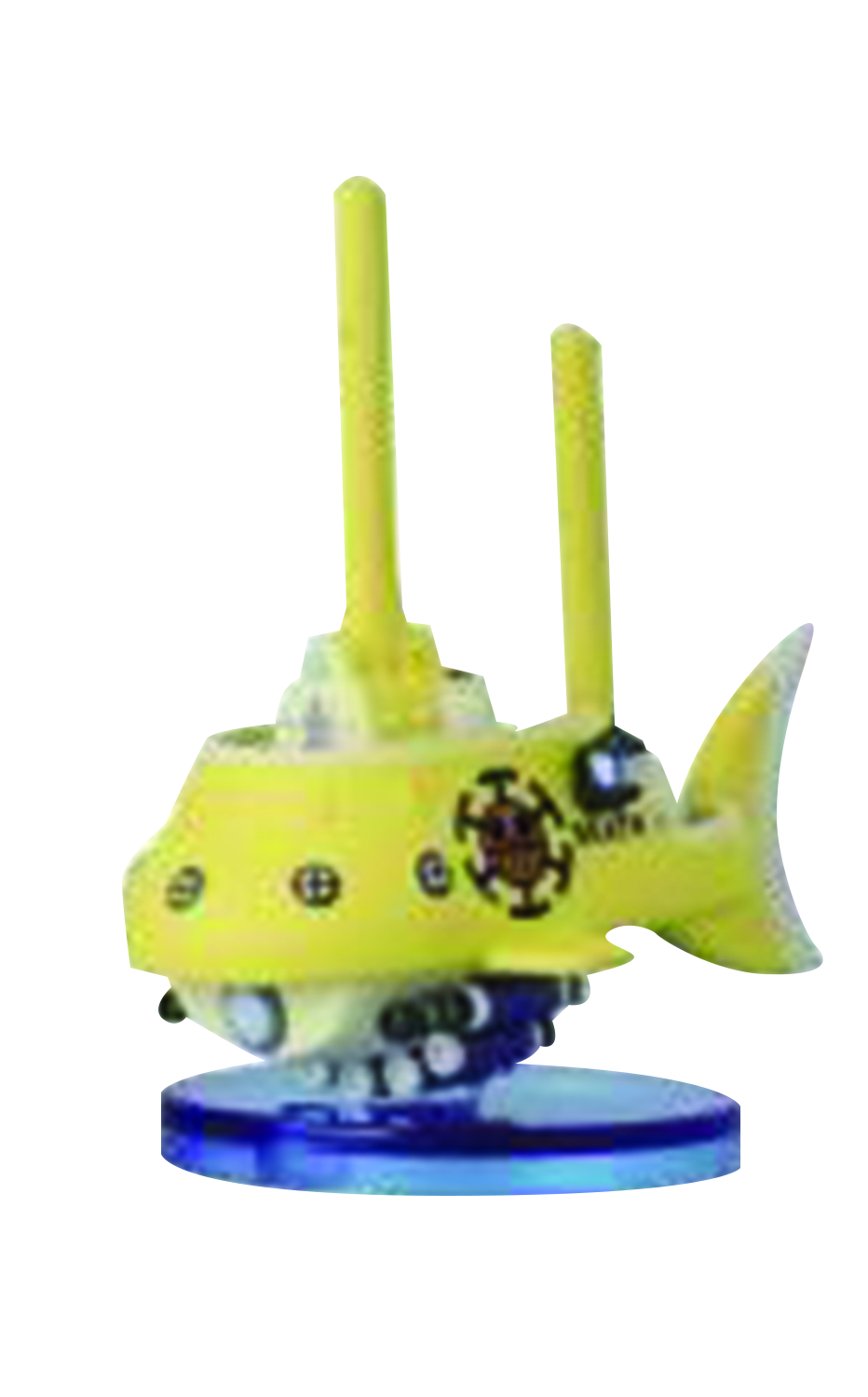 ONE PIECE WCF HIST OF LAW SUBMARINE FIG