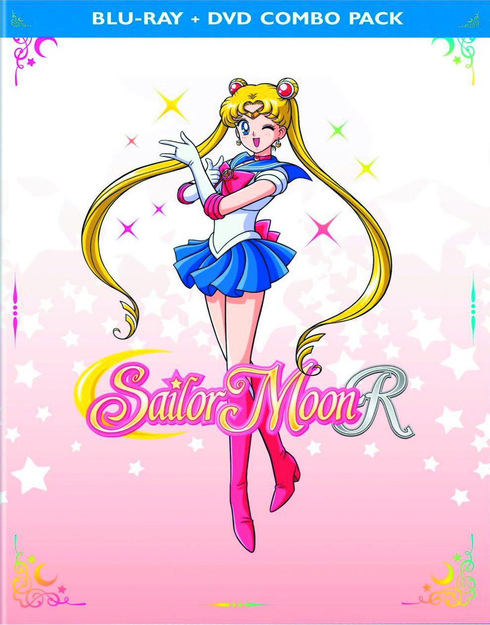 SAILOR MOON R LE BD + DVD SEA 02 PT 1