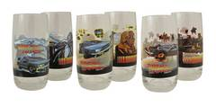 BTTF BACK TO THE FUTURE 3 TUMBLER