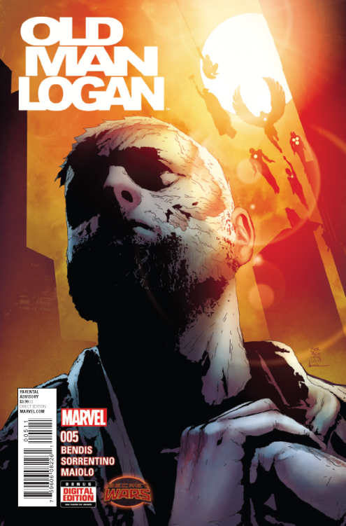 OLD MAN LOGAN #5 SWA