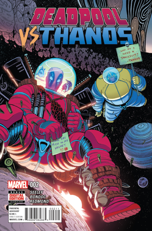 DEADPOOL VS THANOS #2
