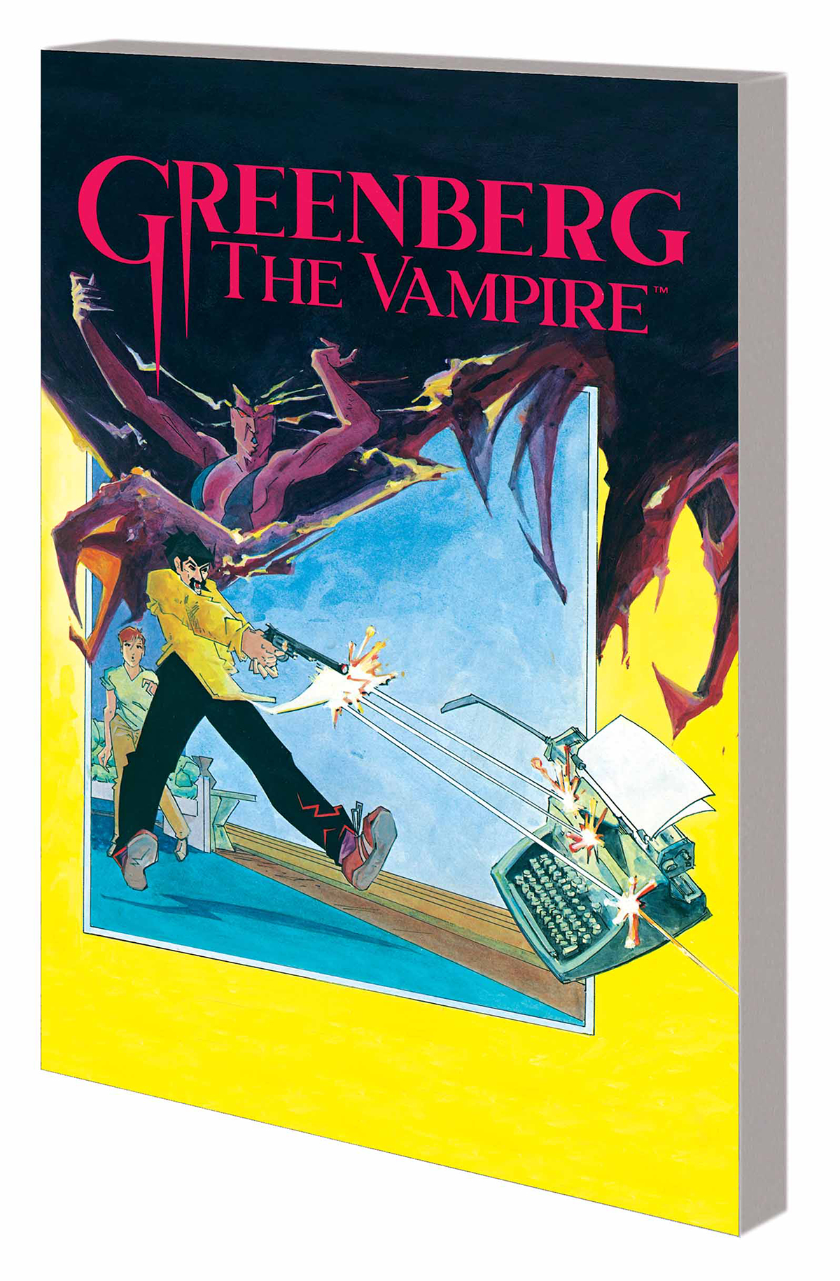 GREENBERG THE VAMPIRE TP