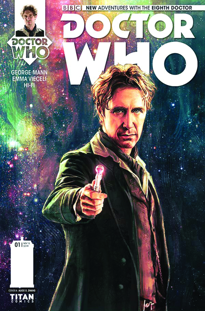 DOCTOR WHO 8TH #1