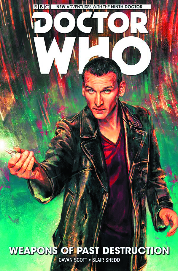 DOCTOR WHO 9TH HC VOL 01 WEAPONS OF PAST DESTRUCTION (RES)(C