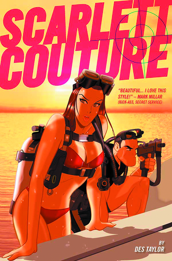 SCARLETT COUTURE TP
