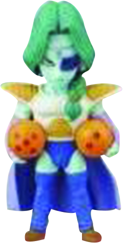 DBZ MOVIE WCF FREIZA SPEC V1 ZARBON FIG