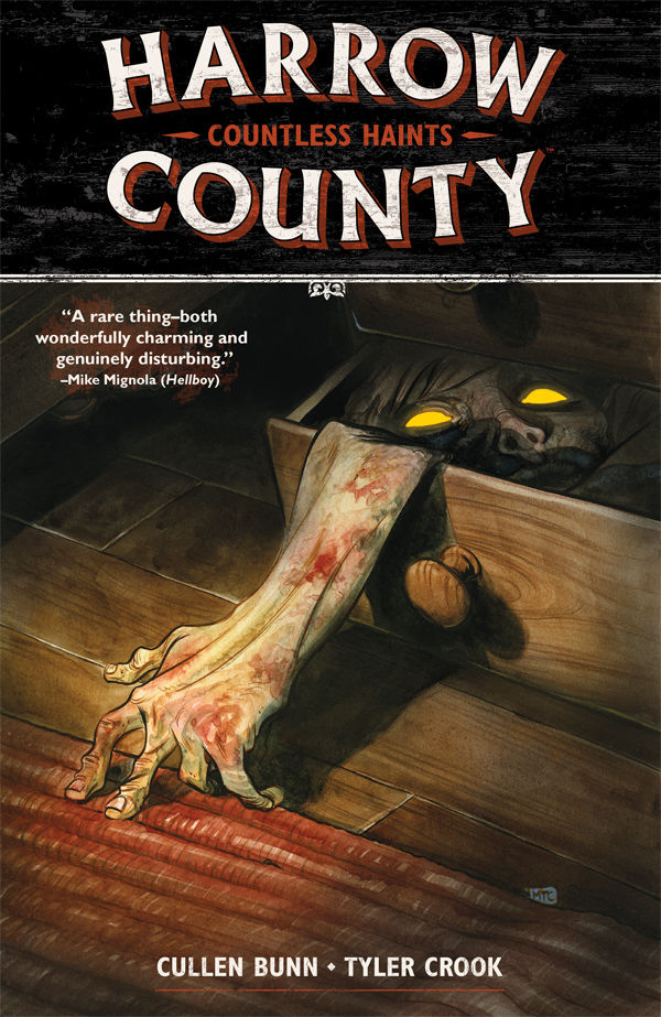 HARROW COUNTY TP VOL 01 COUNTLESS HAINTS (AUG150030)