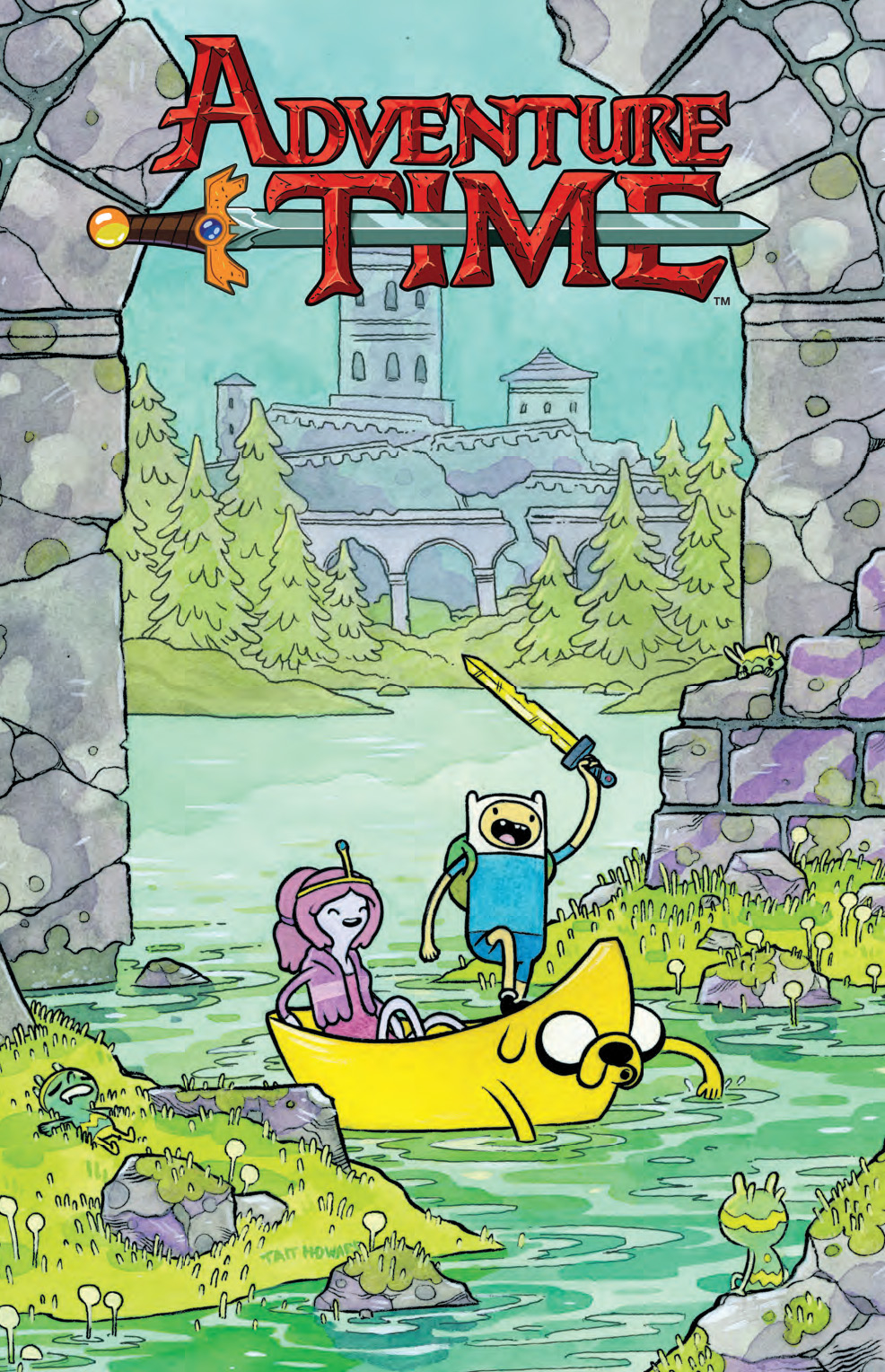 ADVENTURE TIME TP VOL 07