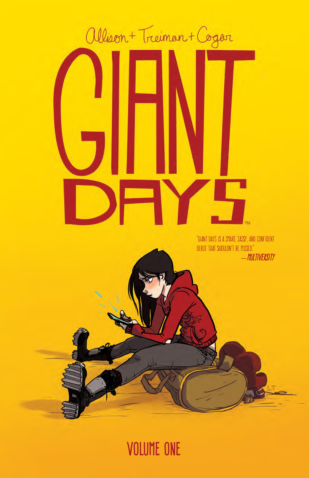 GIANT DAYS TP VOL 01