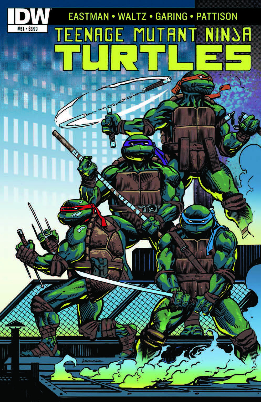 TMNT ONGOING #51