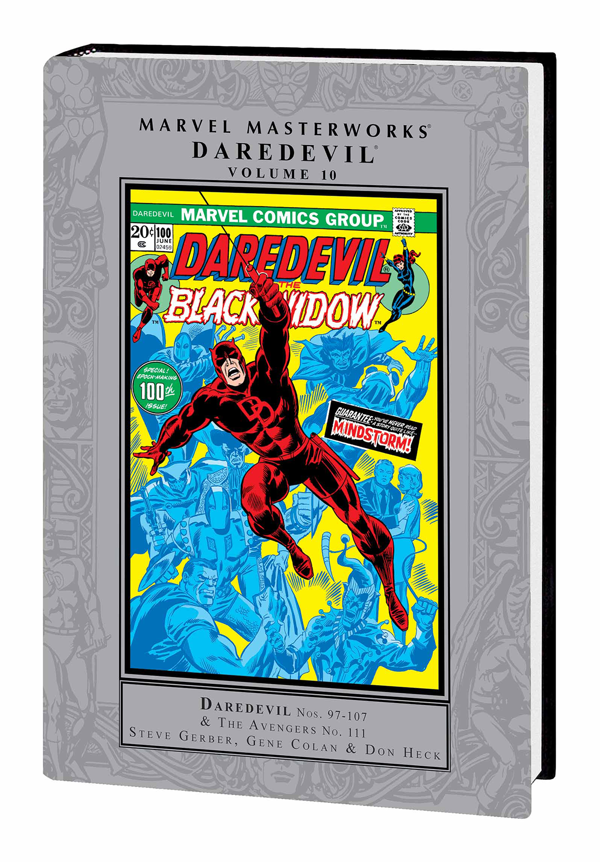 MMW DAREDEVIL HC VOL 10