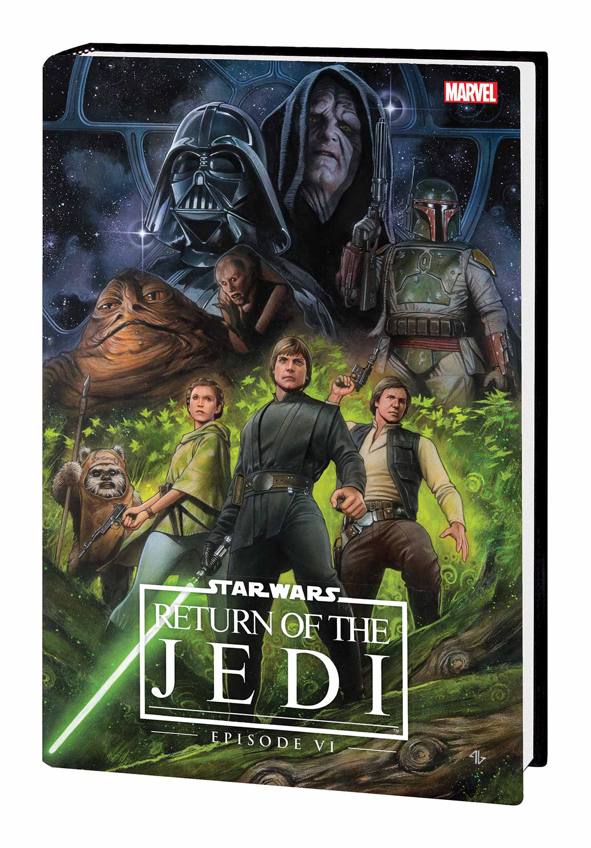 STAR WARS GN HC EPISODE VI RETURN OF JEDI