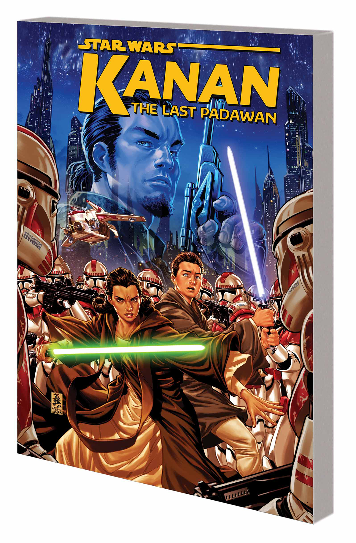 STAR WARS KANAN TP VOL 01 LAST PADAWAN