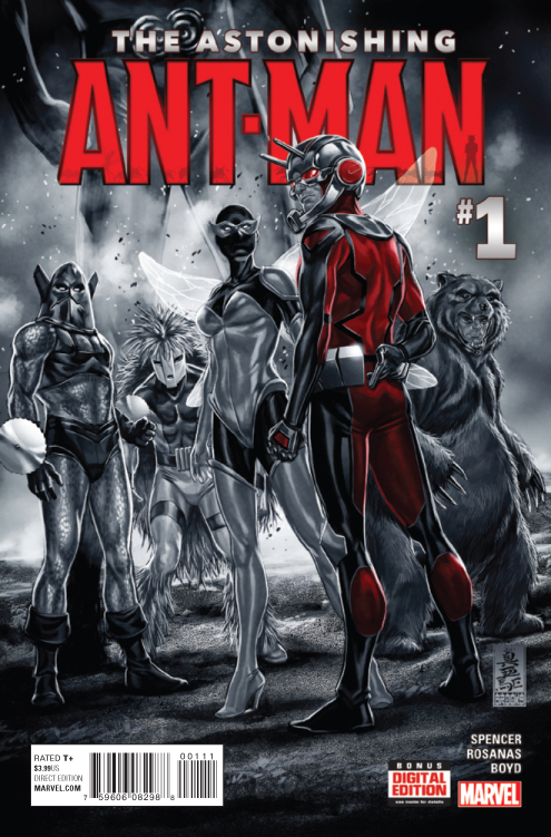 ASTONISHING ANT-MAN #1