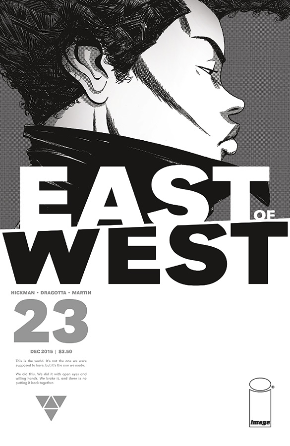 EAST OF WEST #23