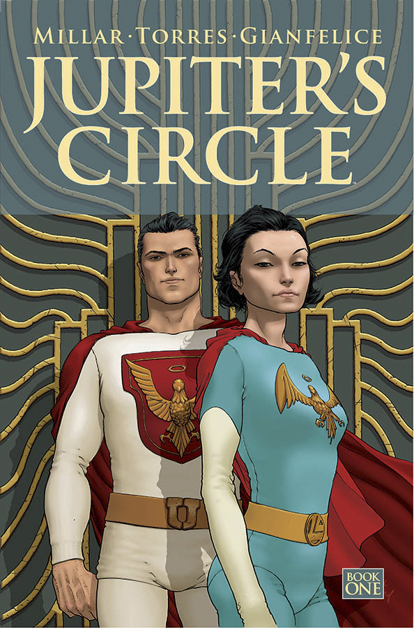 JUPITERS CIRCLE TP VOL 01 (AUG150489) (MR)