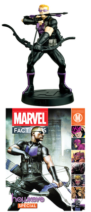 MARVEL FACT FILES SPECIAL #11 HAWKEYE