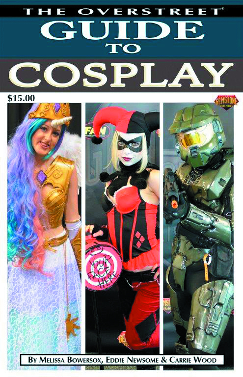OVERSTREET GUIDE HC GUIDE TO COSPLAY CVR A
