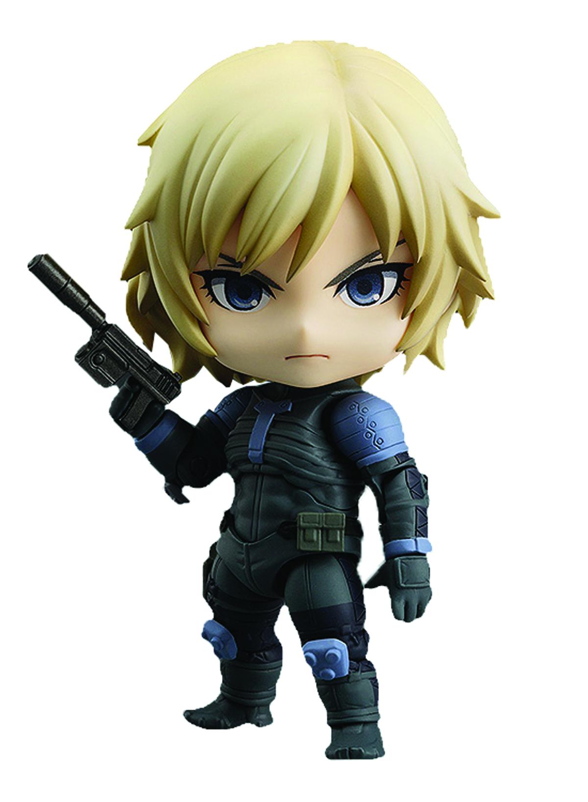 MGS 2 SONS OF LIBERTY RAIDEN NENDOROID