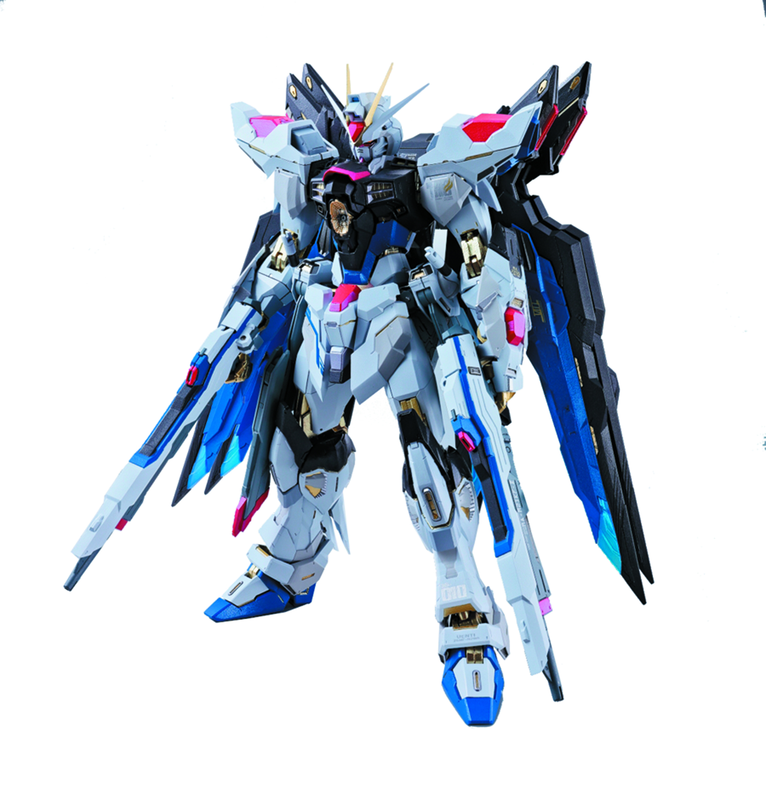 GS STRIKE FREEDOM GUNDAM METAL BUILD