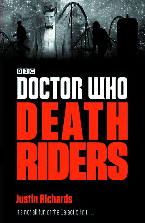 DOCTOR WHO DEATH RIDERS SC