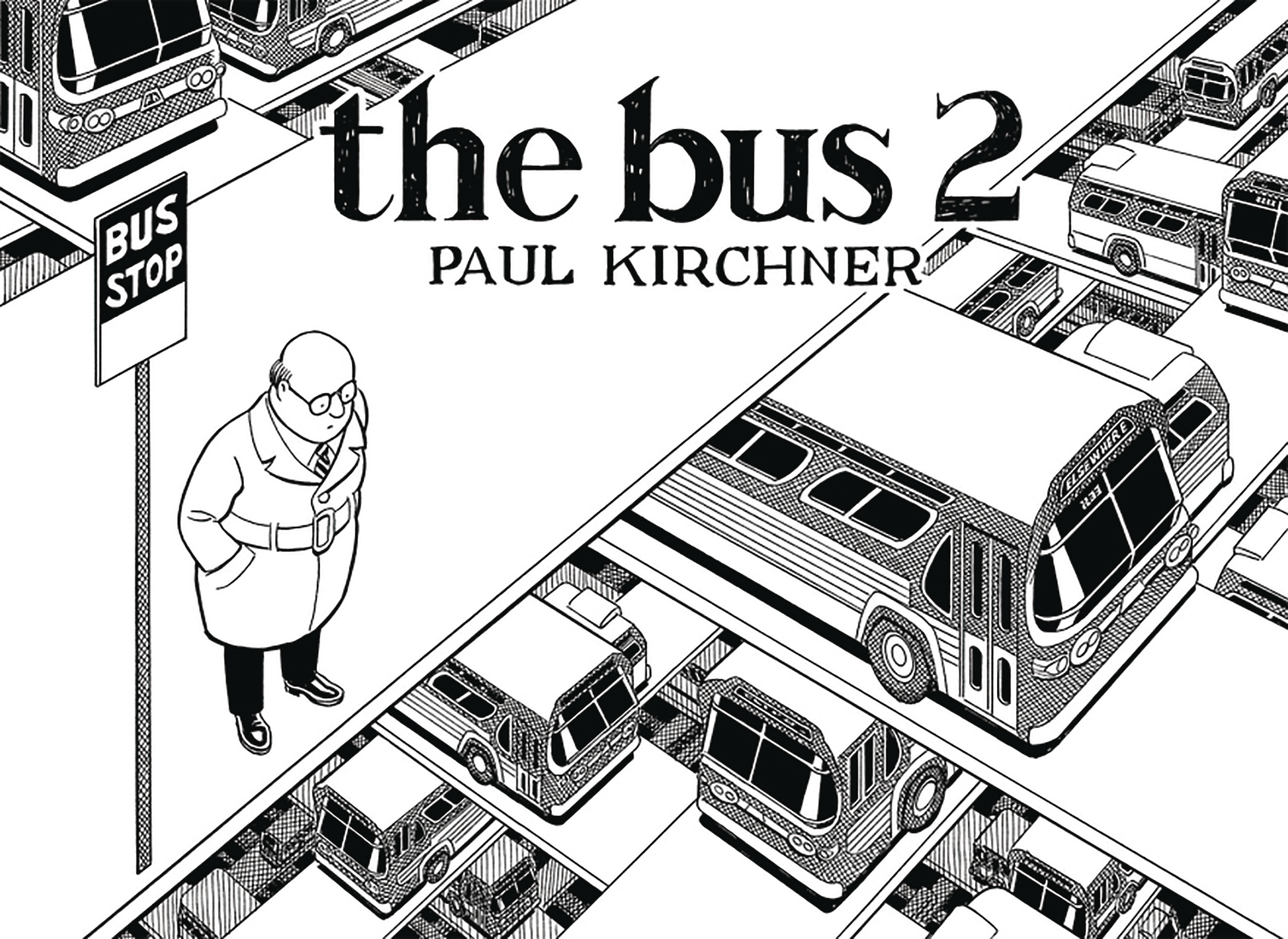 PAUL KIRCHNER BUS HC VOL 02