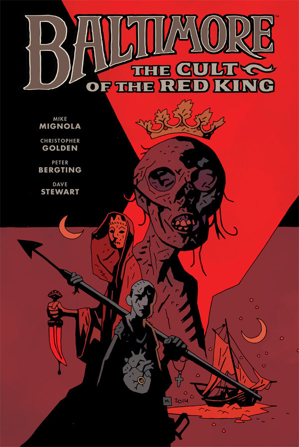 BALTIMORE HC VOL 06 CULT OF THE RED KING