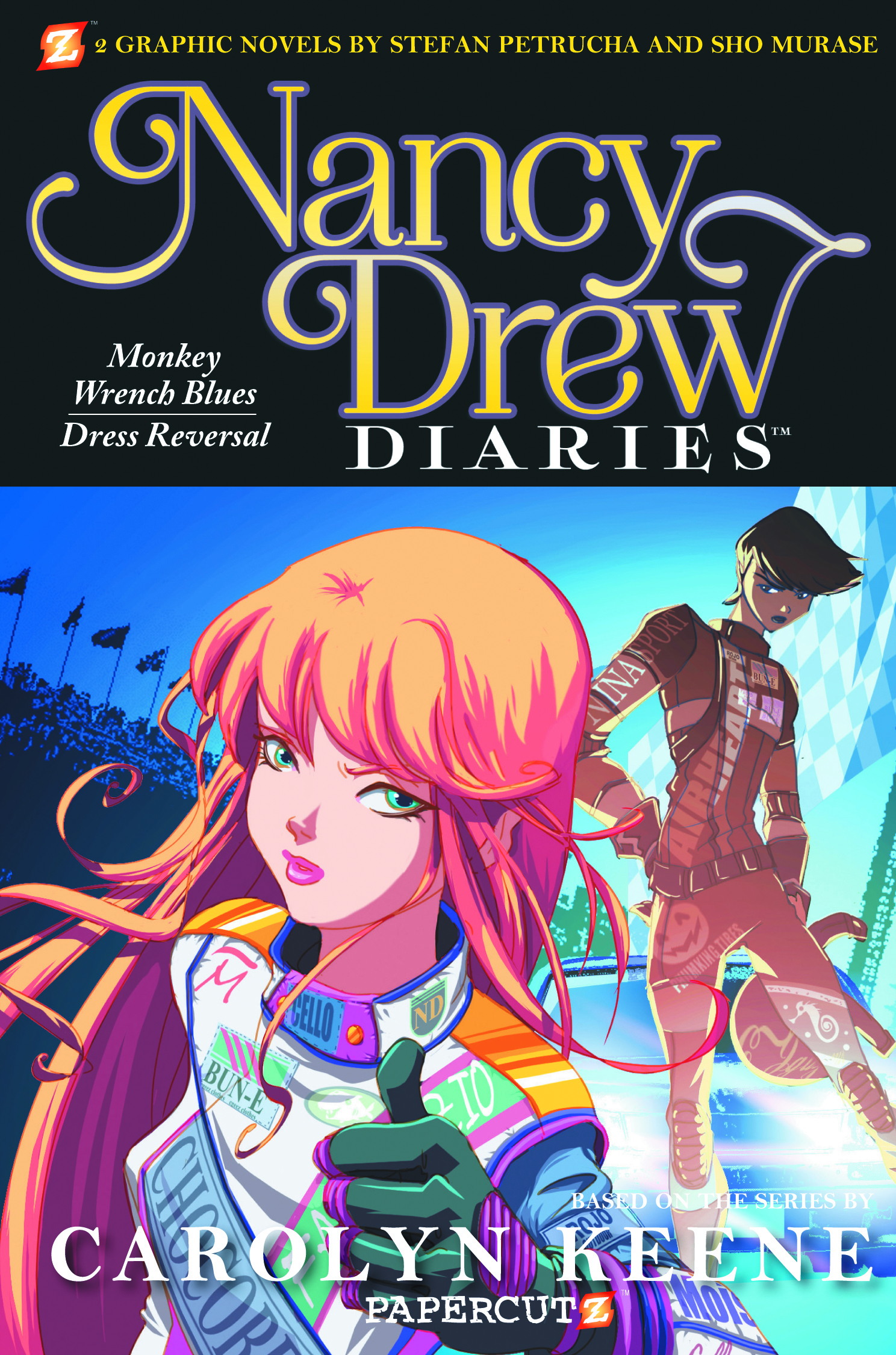 NANCY DREW DIARIES GN VOL 06