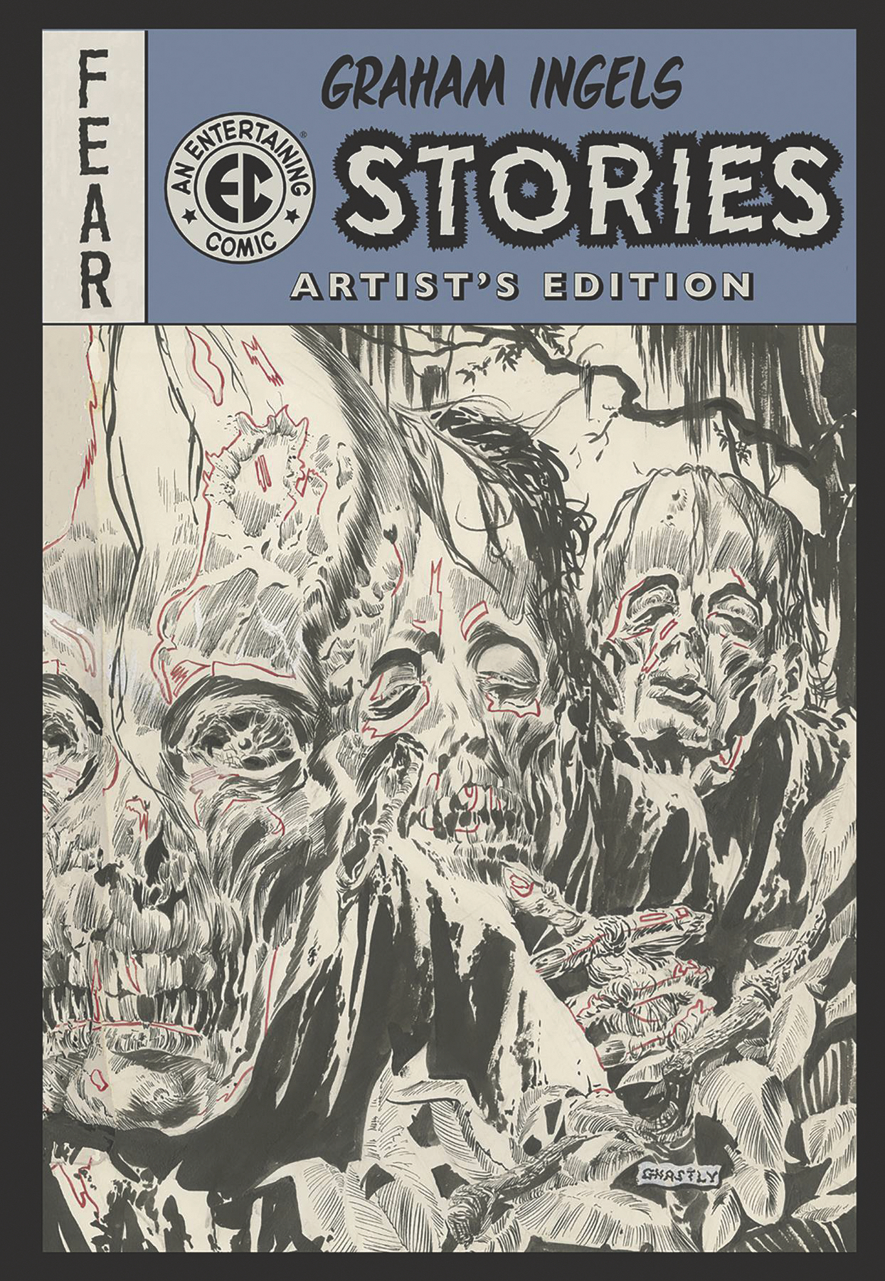 GRAHAM INGEL EC STORIES ARTIST ED HC