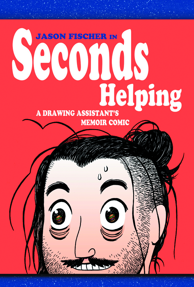 SECONDS HELPING DRAWING ASST MEMOIR ONE SHOT