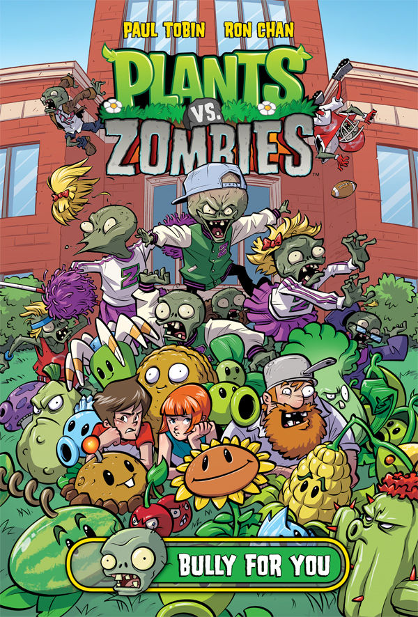 PLANTS VS ZOMBIES HC BULLY FOR YOU (PP #1190)