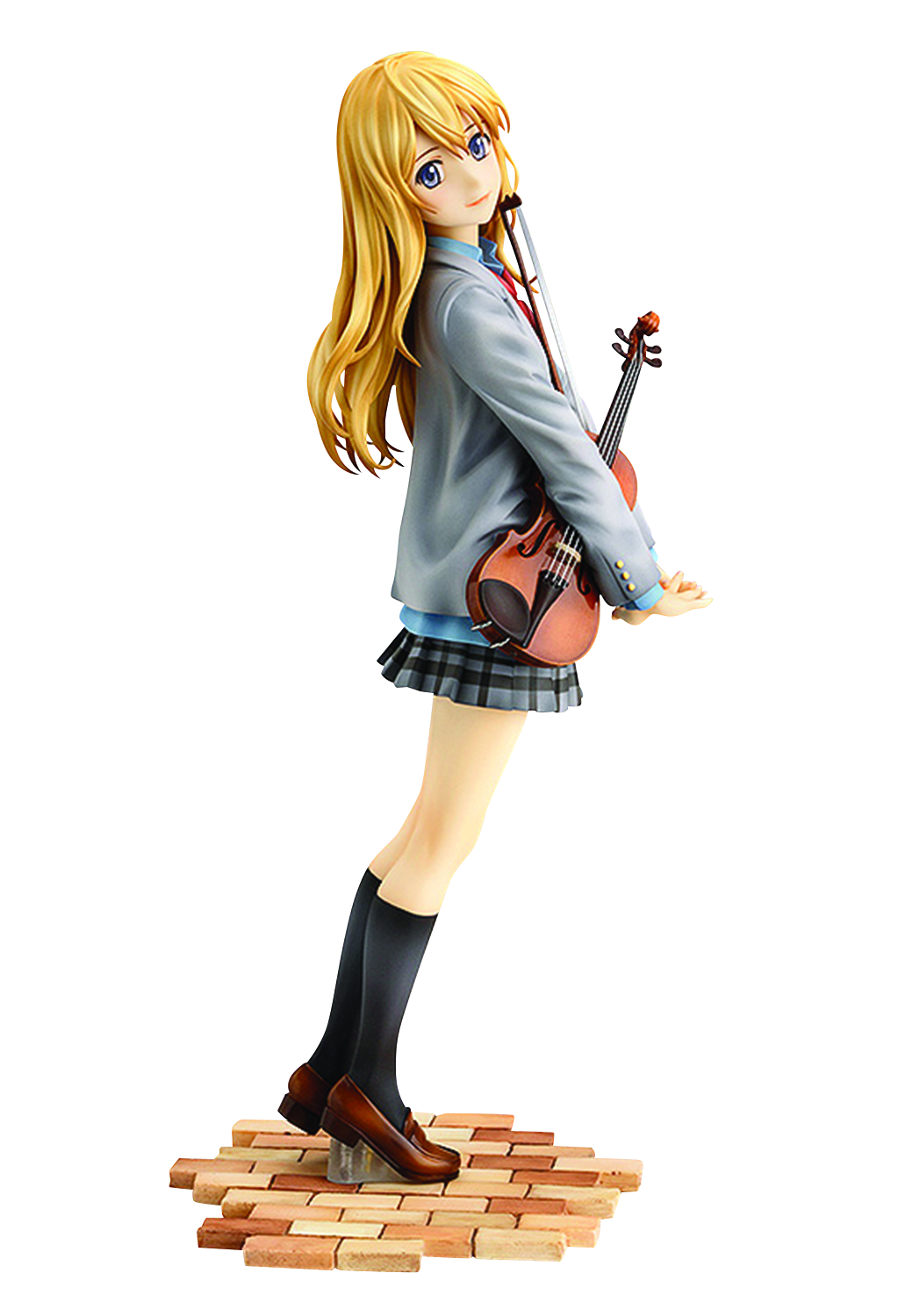 YOUR LIE IN APRIL KAORI MIYAZONO 1/8 PVC FIG