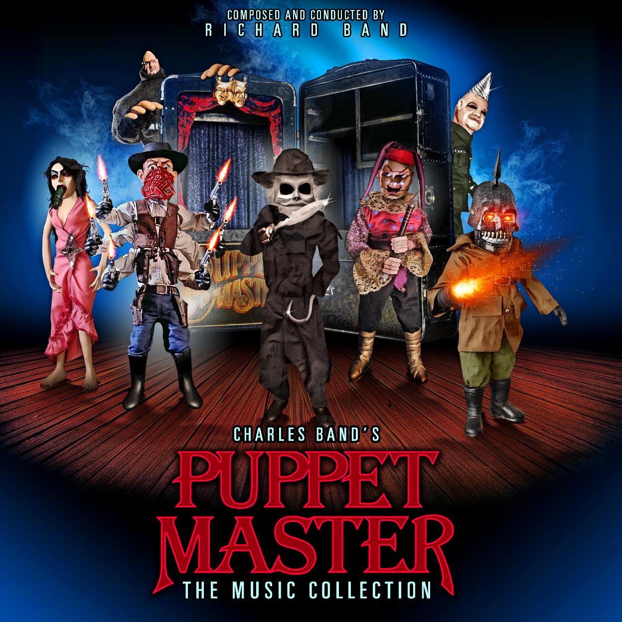 Sep152555 Puppet Master Double Lp Vinyl Set Previews World