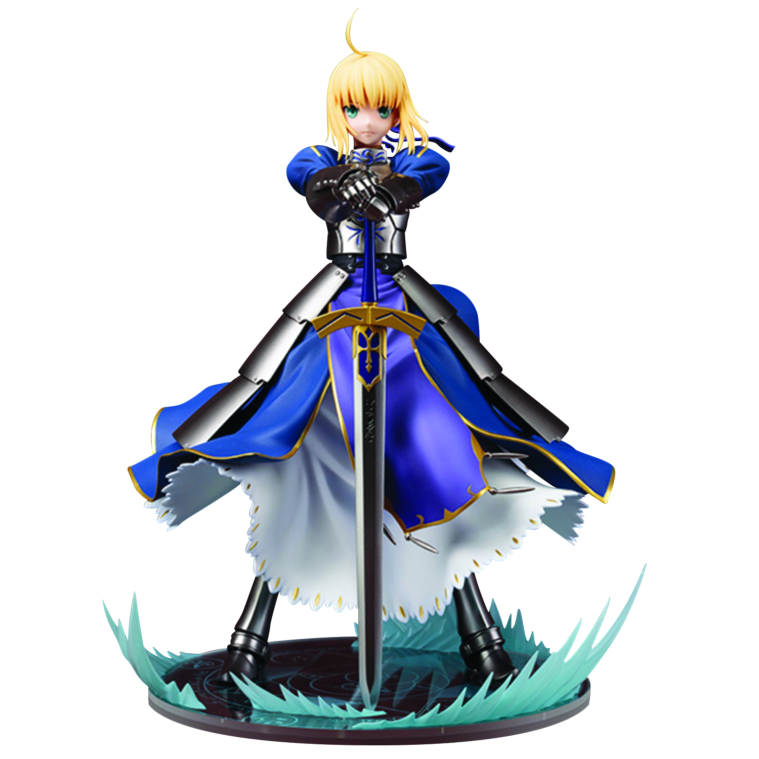 FATE/STAY NIGHT KING OF KNIGHTS SABER ANI-STATUE
