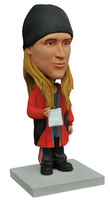 JAY & SILENT BOB JAY BOBBLE HEAD