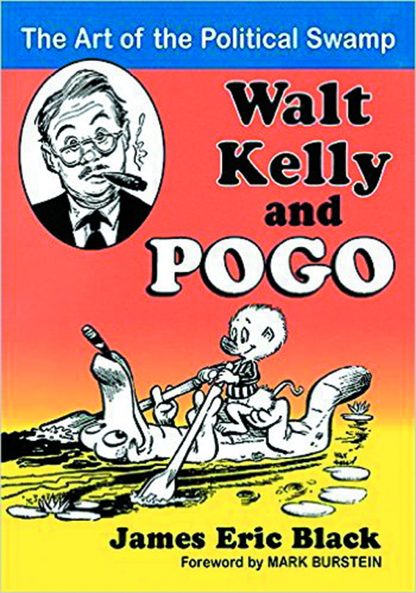 WALT KELLY & POGO ART OF POLITICAL SWAMP SC
